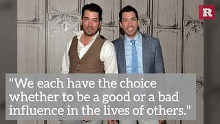 Inspiring Quotes By The Property Brothers | Rare People - Video