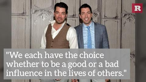 Inspiring Quotes By The Property Brothers   Rare People