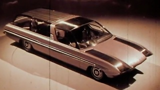 Styling and the Experimental Car (Ford Motor Company 1964)
