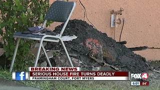 Deadly House Fire - Video