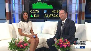 Financial Focus with Steve Budin for May14 - Video