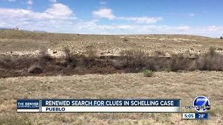 Leads prompt new search for evidence in case of missing pregnant Denver woman Kelsie Schelling - Video
