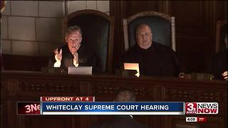 Whiteclay hearing at Nebraska Supreme Court - Video