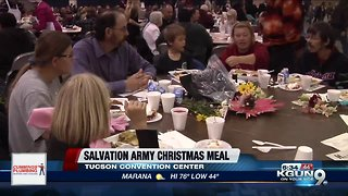 Salvation Army to host free Christmas dinner