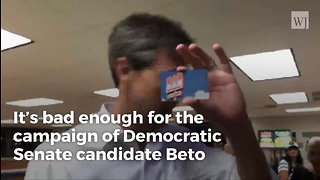 Beto O'Rourke's Campaign Gets Hit by a Class Action Lawsuit - Video