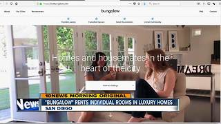Bungalow offers luxury rentals at lower prices - Video