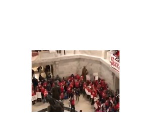 Schools Shut in Kentucky as Teachers Protest Pension Reform