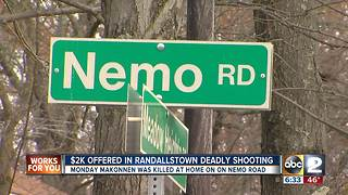 Baltimore County Police investigating the fatal shooting of a man in Randallstown - Video