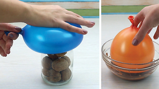 4 useful ways to use balloons - Video