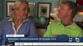 Coronado couple dedicated to helping those with disabilities takes message on the road