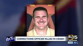 Arizona Department of Corrections officer killed in crash