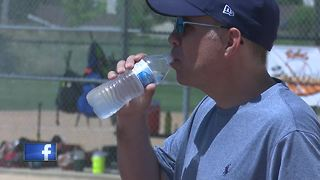 Appleton Fire Department warns of heat-related illnesses - Video
