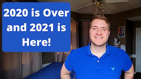 2021 Is Here!