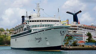 Scientology Cruise Ship Quarantined Due To Measles