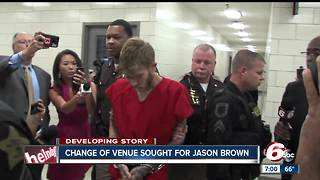 Jason Brown asks for change of venue in Southport officer murder trial - Video