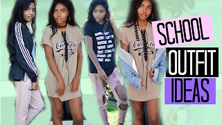 BACK TO SCHOOL OUTFITS 2016-17 - Video