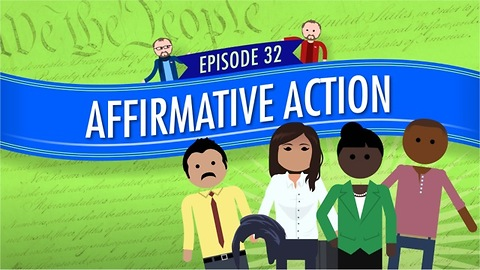 Affirmative Action: Crash Course Government #32