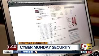 Be extra careful if you're shopping online this Cyber Monday - Video