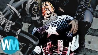 Top 10 Heartbreaking Deaths in Marvel Comics - Video
