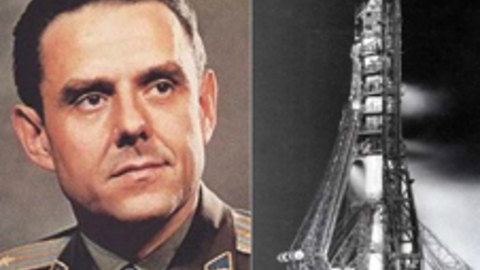 "The Final Mission Of Russian Cosmonaut ""Vladimir Komarov""- Soyuz 1, April 24, 1967"