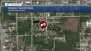 Deadly shooting in Crystal River