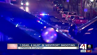 Police investigate deadly Westport shooting