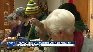 Honoring Dr. Martin Luther King - Video