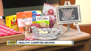 Healthy Campfire Cooking