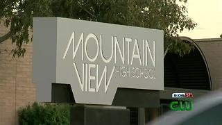 Potential threat leads to arrest of Mountain View High School student - Video