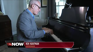 Ken Kaufman of AdSongs writes the jingles that all WNYers know