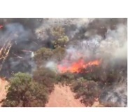 Evacuations Ordered as California's County Fire Grows - Video