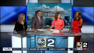 Congratulations to Lynette Charles, ABC2's Chief Meteorologist - Video