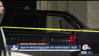 78-year-old man found dead in his vehicle on Indy's east side - Video