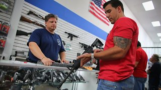 Spending Bill May Include Tougher Background Checks For Gun Purchases - Video