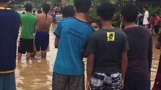 Tropical Storm Vinta Brings Knee-High Floodwaters to Cagayan de Oro - Video