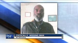 Milwaukee police ask for help locating critical missing man - Video