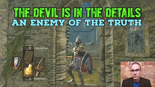 The Devil Is in the Details: Brainwashing Against Truth