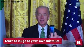 Memorable Moments with Joe Biden | Rare Politics - Video