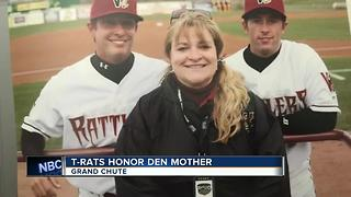 Timber Rattlers to honor team host mother and cancer survivor - Video
