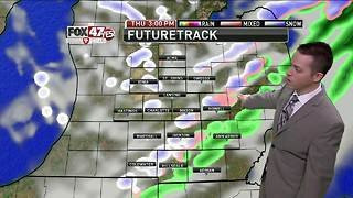 Dustin's Forecast 11-8 - Video