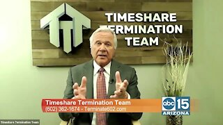 Timeshare Termination Team can help you get rid of your timeshare and help you get your maintenance fees back