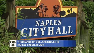 MORNING RUSH: Cyber attack on Naples and more