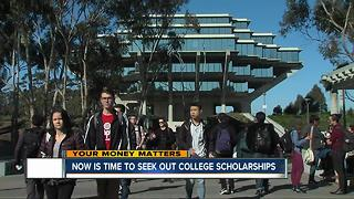 Now is time to seek out college scholarships - Video