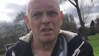David Cox caught by paedophile hunters - Video