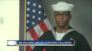 Local Navy sailor's mother asking for donations for survivors of destroyer crash - Video