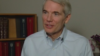 Ohio Sen. Rob Portman talks tax reform's impact on middle class - Video