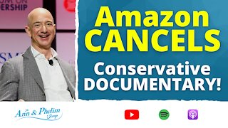 """81: Amazon CANCELS Conservative Documentary """"Created Equal"""" About Justice Clarence Thomas"""