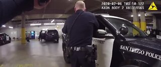 Police releases video of shooting inside headquarters