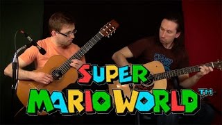 Super Mario World Guitar Cover