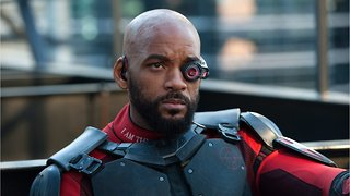 Will Smith Won't Return For Suicide Squad Sequel
